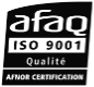 Certification ISO 9001 Euro-Shelter